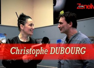 Christophe Dubourg interview