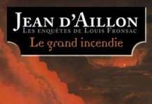 Jean D'AILLON Louis Fronsac - Le grand incendie