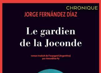 Jorge FERNANDEZ DIAZ - gardien de la Joconde