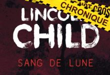 Lincoln CHILD : Sang de lune