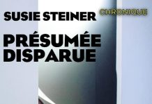 Susie STEINER - Presume disparue
