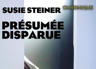 Susie STEINER - Presume disparue