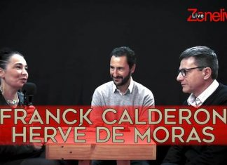 interview CALDERON DE MORAS