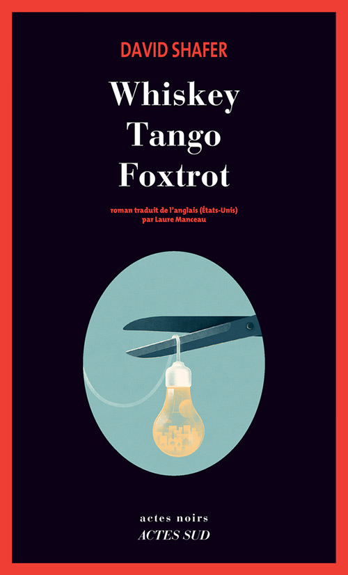 David SHAFER - Whiskey Tango Foxtrot