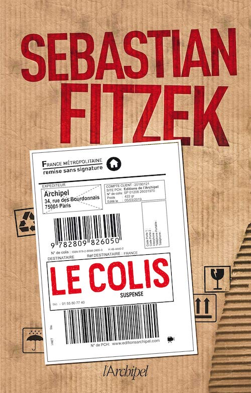 Sebastian FITZEK - colis