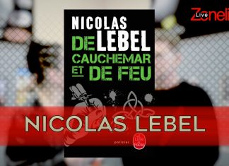 Visuel Nicolas LEBEL