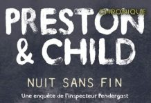 Douglas PRESTON et Lincoln CHILD : Cycle Pendergast - Nuit sans fin