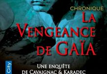 Jean-Luc AUBARBIER - La vengeance de Gaia