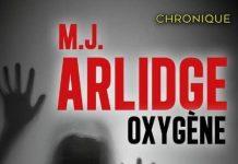 M.J. ARLIDGE : Oxygène