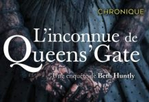Anne MARTINETTI : L'inconnue de Queen's Gate
