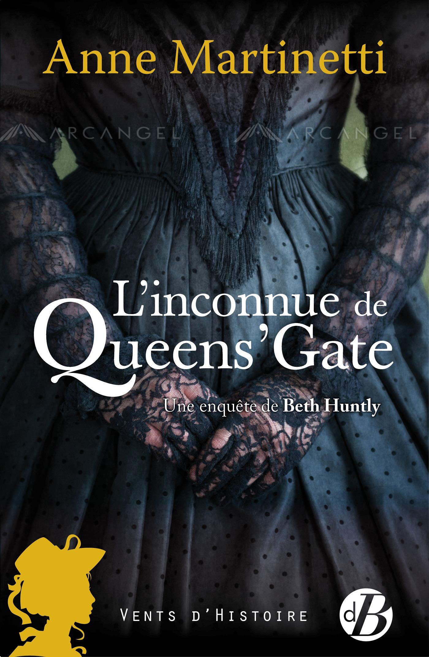 Anne MARTINETTI - inconnue de Queen's Gate