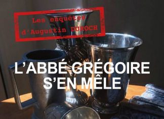 Anne VILLEMIN-SICHERMAN - enquetes Augustin Duroch - 05 - abbe Gregoire en mele