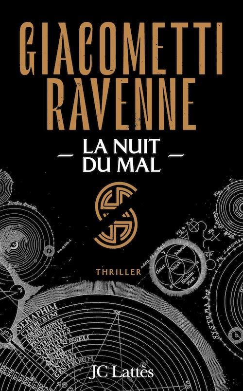 Eric GIACOMETTI et Jacques RAVENNE - Soleil noir - 02 - La nuit du mal
