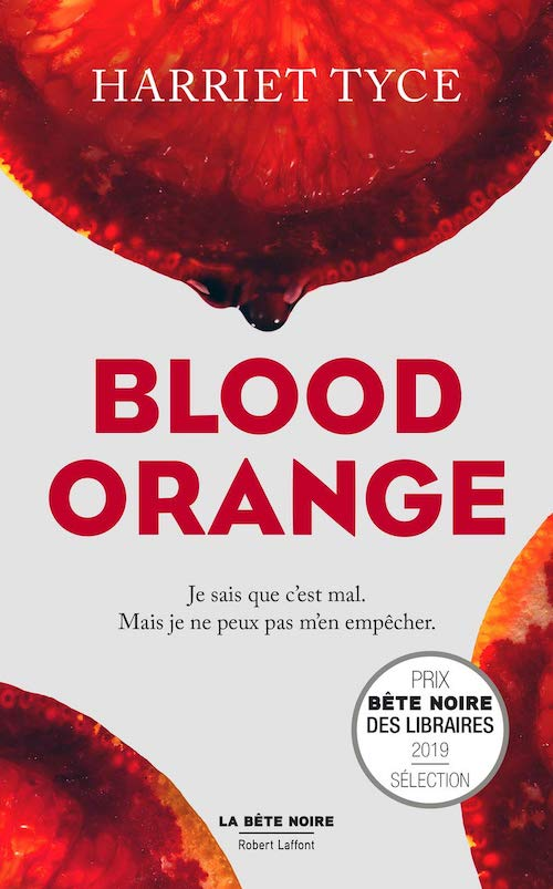 Harriet TYCE - Blood orange