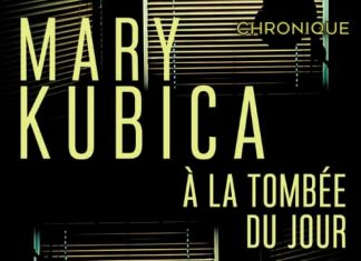 Mary KUBICA - tombe du jour