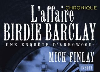 Mick FINLAY : L'affaire Birdie Barclay