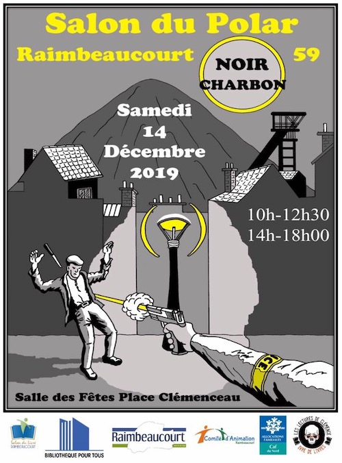 Salon du Polar de Raimbeaucourt 2019