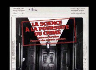 Exposition - La science à la poursuite du crime 2019