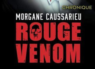 Morgane CAUSSARIEU : Rouge Venom