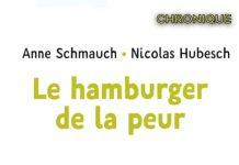 Anne SCHMAUCH et Nicolas HUBESCH - hamburger de la peur