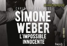 Christian GONZALES - Simone Weber impossible innocente-