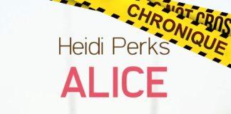 Heidi PERKS - Alice