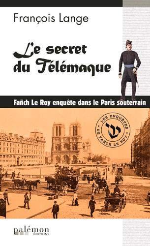 Francois LANGE - 03 - Le secret de Telemaque