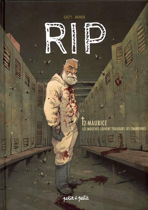 Julien MONIER et GAETS - RIP - 02 - Maurice