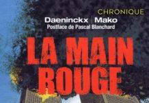 Didier DAENINCKX et MAKO : La main rouge