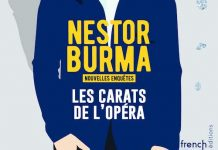 Jacques SAUSSEY : Les nouvelles enquêtes de Nestor Burma - 05 - Les carats de l'Opéra
