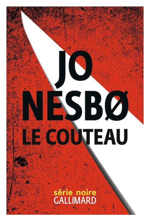 Jo NESBO - Harry Hole - Tome 12 - Le couteau