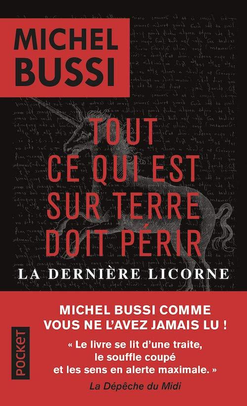 Michel BUSSI - Tout ce qui est sur terre doit perir