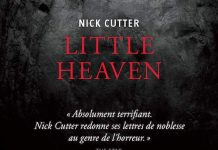 Nick CUTTER - Little heaven
