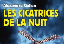 Alexandre GALIEN - Les cicatrices de la nuit