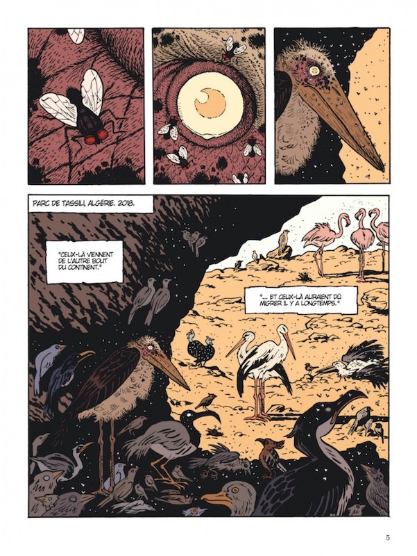 La serie BD - Le dernier Atlas - Tome 1