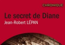 Jean-Robert LEPAN - Le secret de Diane