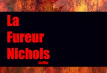 Jeremy SERANO - La fureur Nichols -