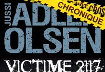 Jussi ADLER-OLSEN : Les enquêtes du département V - Tome 8 - Victime 2117