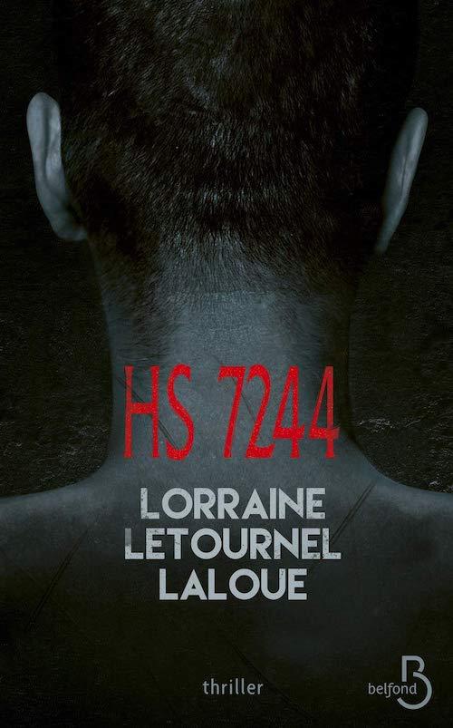 Lorraine LETOURNEL LALOUE - HS 7244-