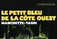 Manchette - Tardi - Le petit bleu de la cote ouest