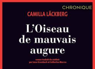 Camilla LACKBERG - Erica FALCK - 4 - oiseau de mauvais augure