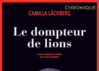 Camilla LACKBERG - Erica FALCK - 9 - dompteur de lions