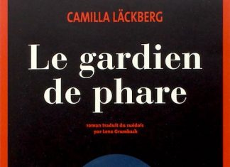Camilla LACKBERG - Erica Falck - 7 - Le gardien de phare