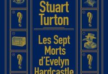 Stuart TURTON : Les sept morts d'Evelyn Hardcastle