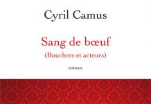 Cyril CAMUS : Sang de boeuf