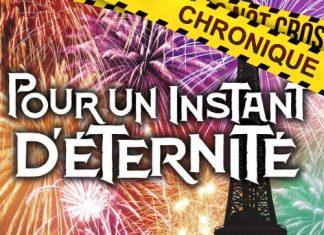 Gilles LEGARDINIER - Pour un instant eternite