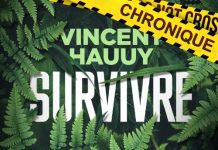 Vincent HAUUY : Survivre
