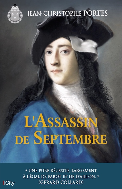 Jean-Christophe PORTES - assassin de Septembre -