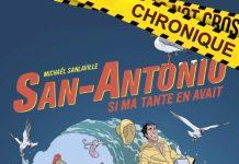 Michaël SANLAVILLE : San-Antonio - Tome 2 - Si ma tante en avait