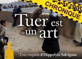 Philippe GRANDCOING - Hippolyte Salvignac - Tuer est un art